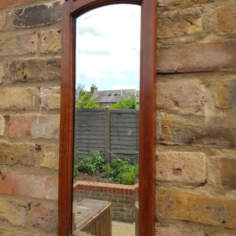 Late 19th Century French Wall Mirror