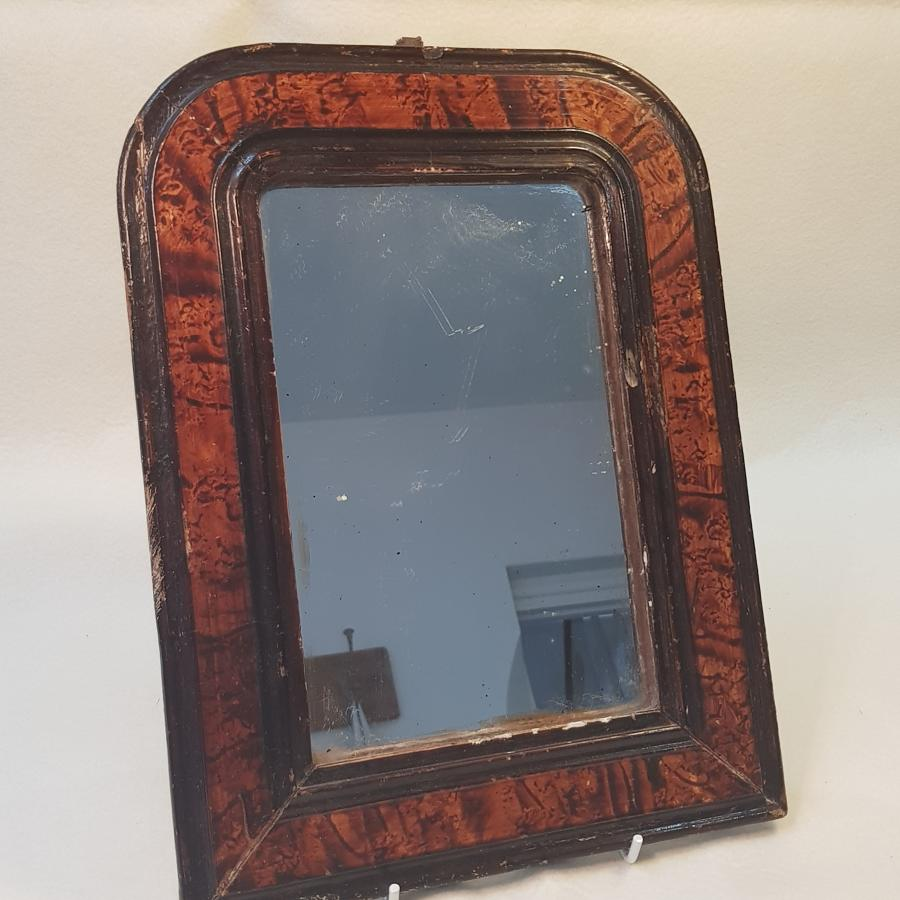 Small French Louis Philippe Mirror