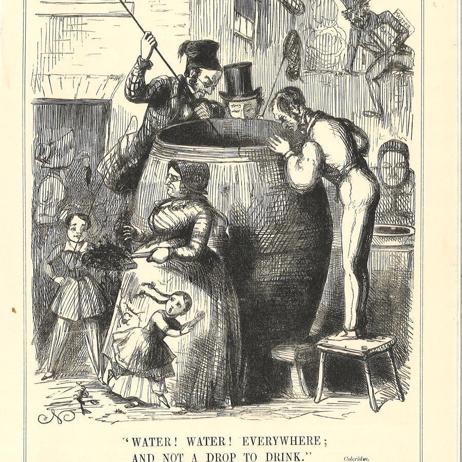 Punch - Cartoons From 1849