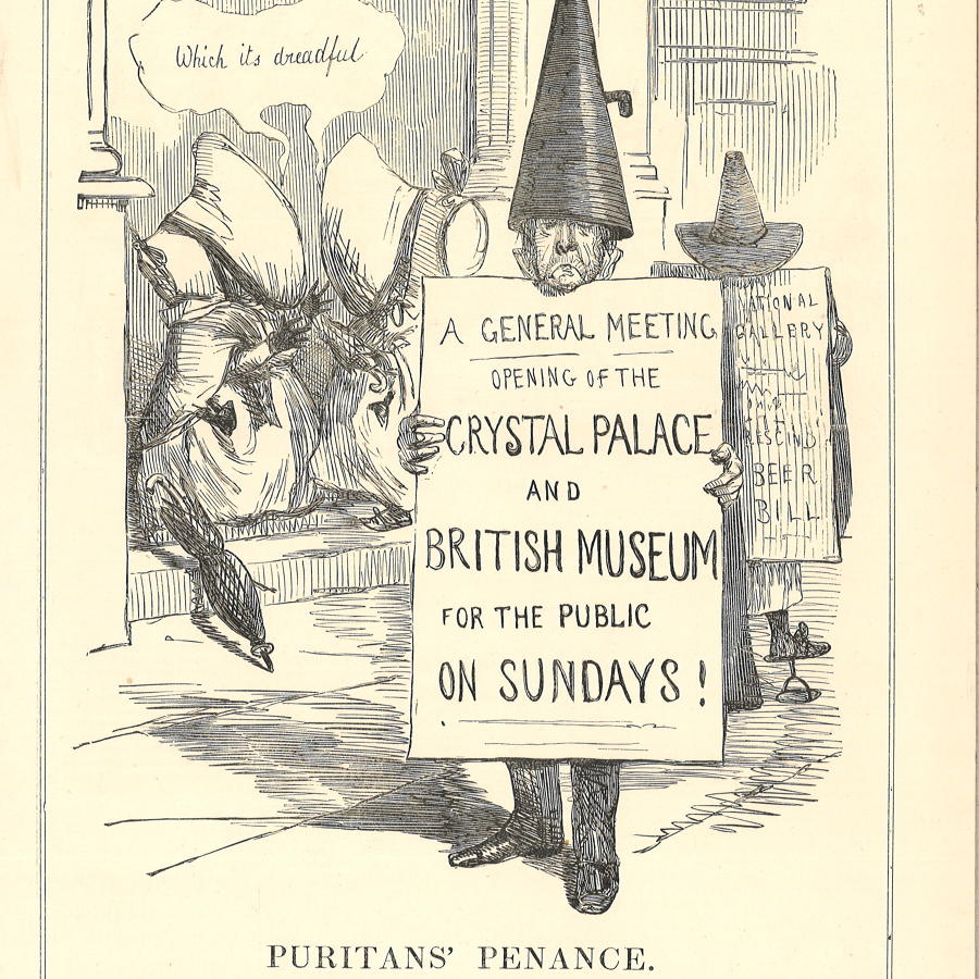 Punch - Cartoons From 1855