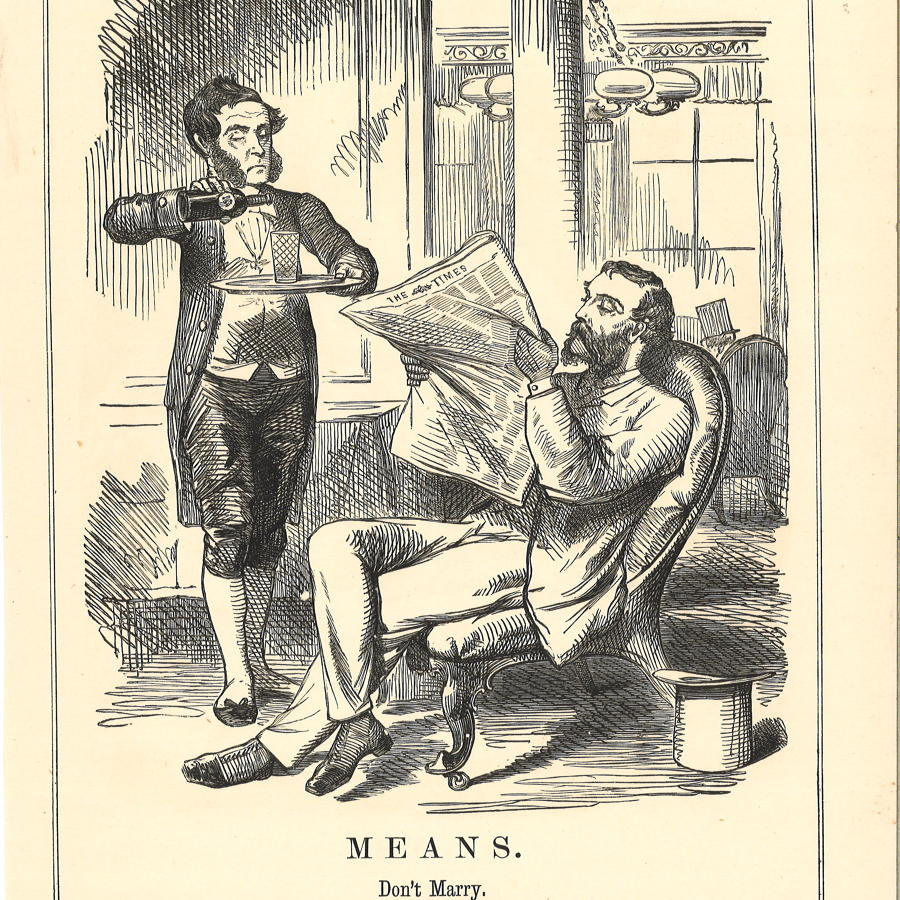 Punch - Cartoons From 1861 - Part 1
