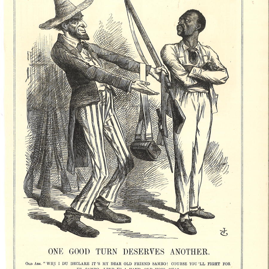 Punch - Cartoons From 1862 - Part 2