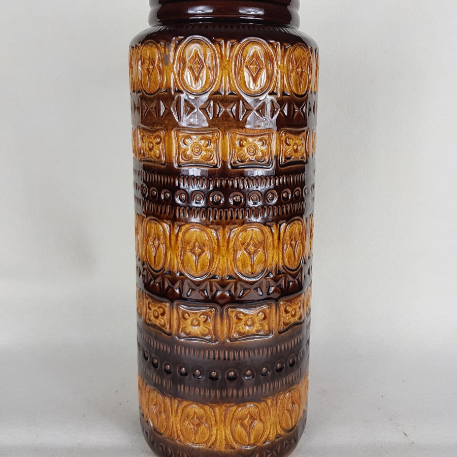 West German 1960s/1970s 289-41 Vase (41cm Tall)