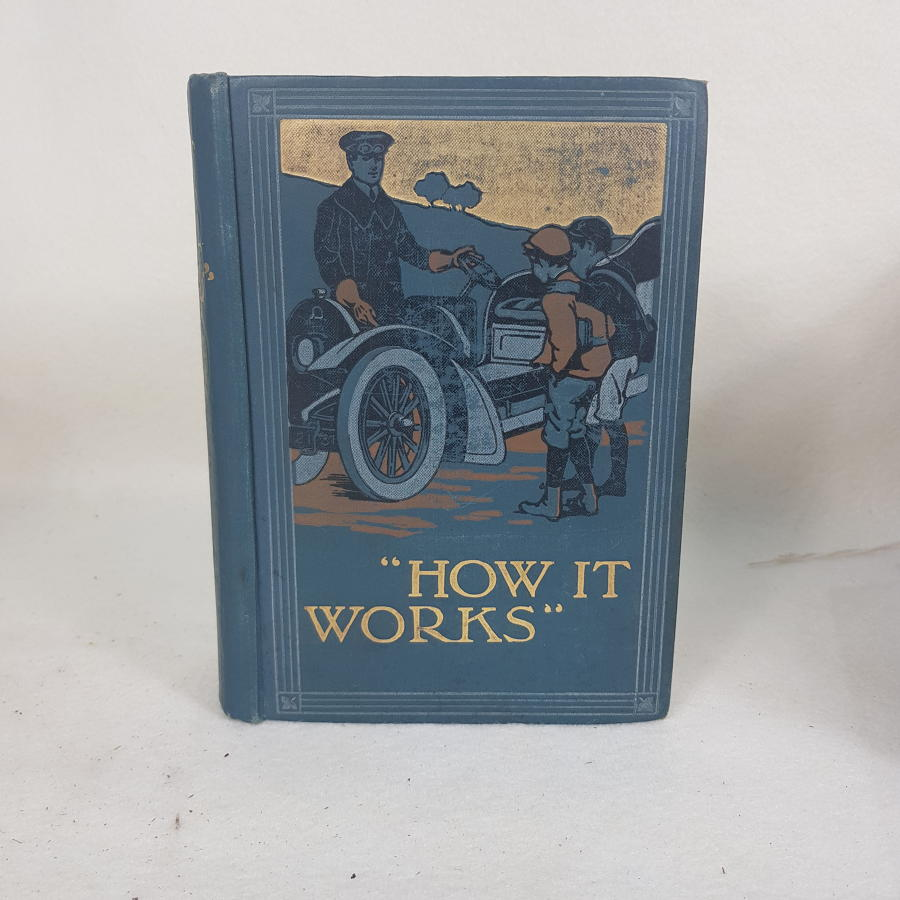 How It Works Archibald Williams 7th Ed c1920