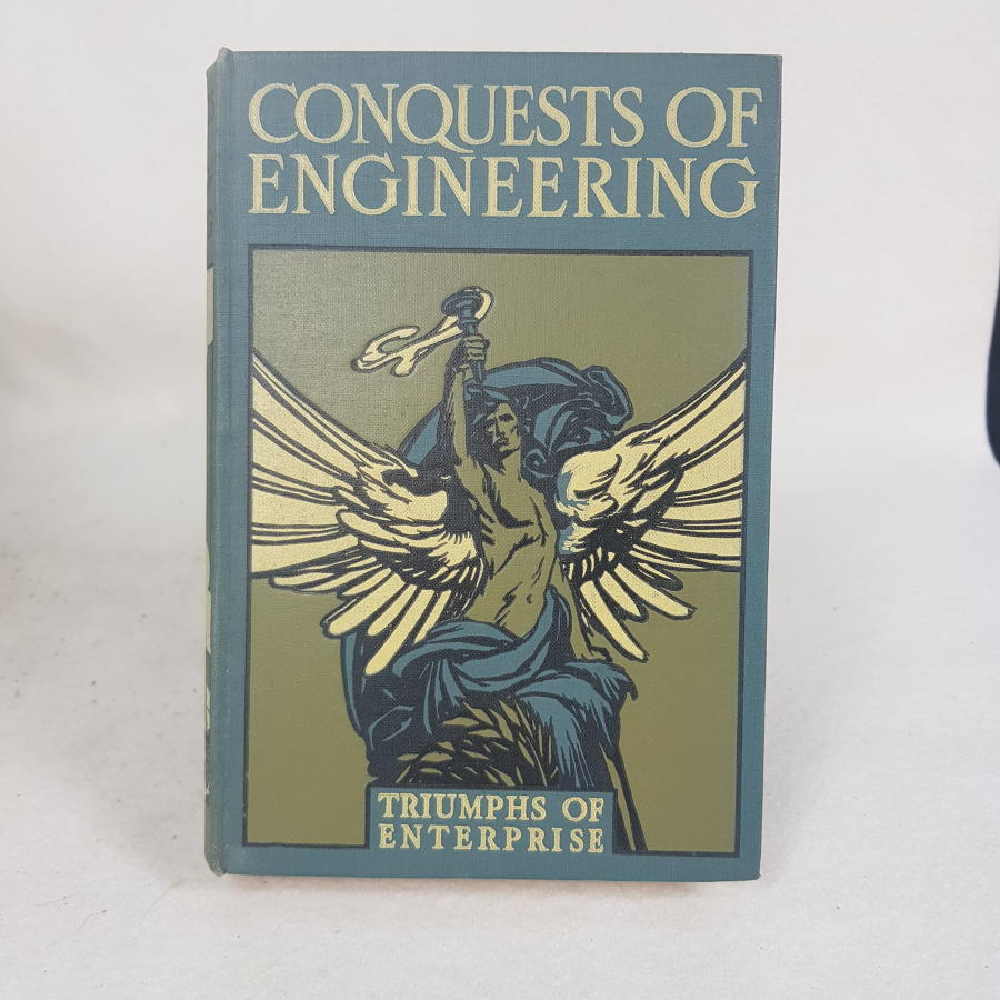 Conquests of Engineering by Cyril Hall c1935