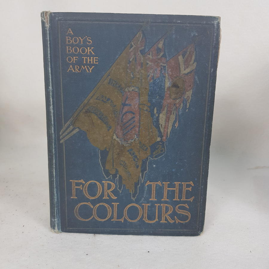 For The Colours by Herbert Hayens 1902