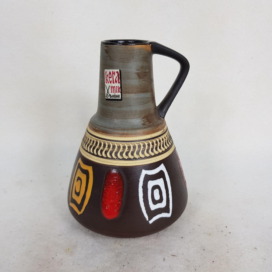 West German 1970s Dumler & Breiden Vase 310-15