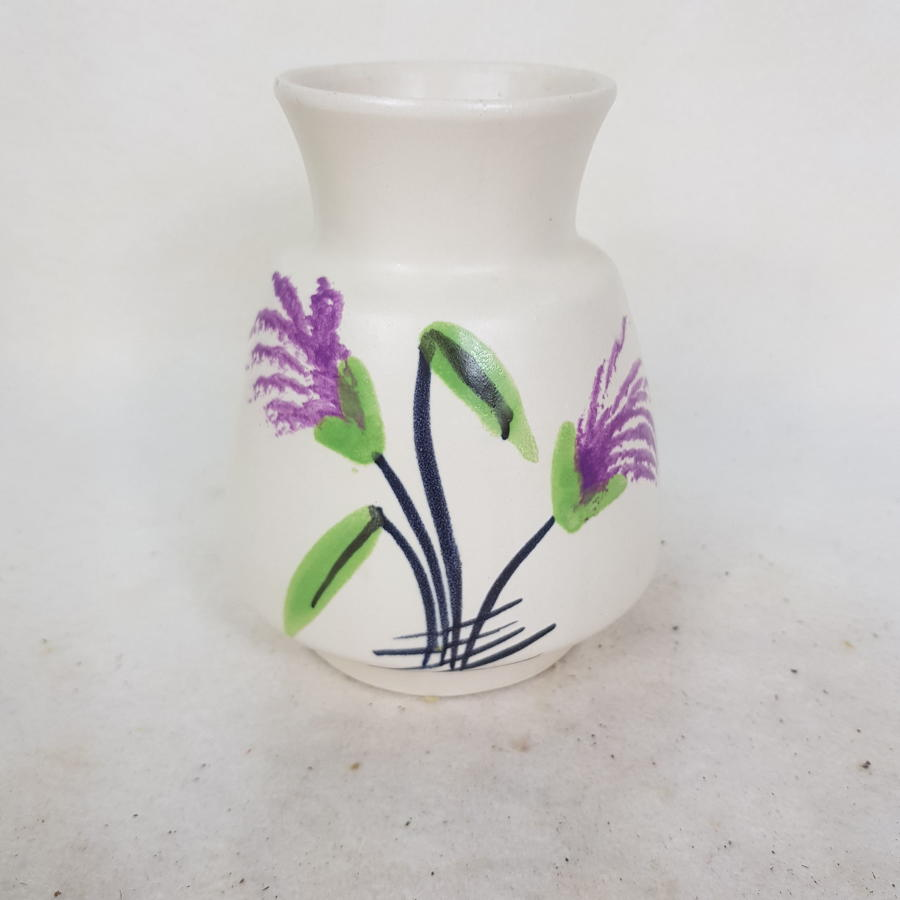 1950s/60s Bay Keramik West German Painted Flower Pot 518-14